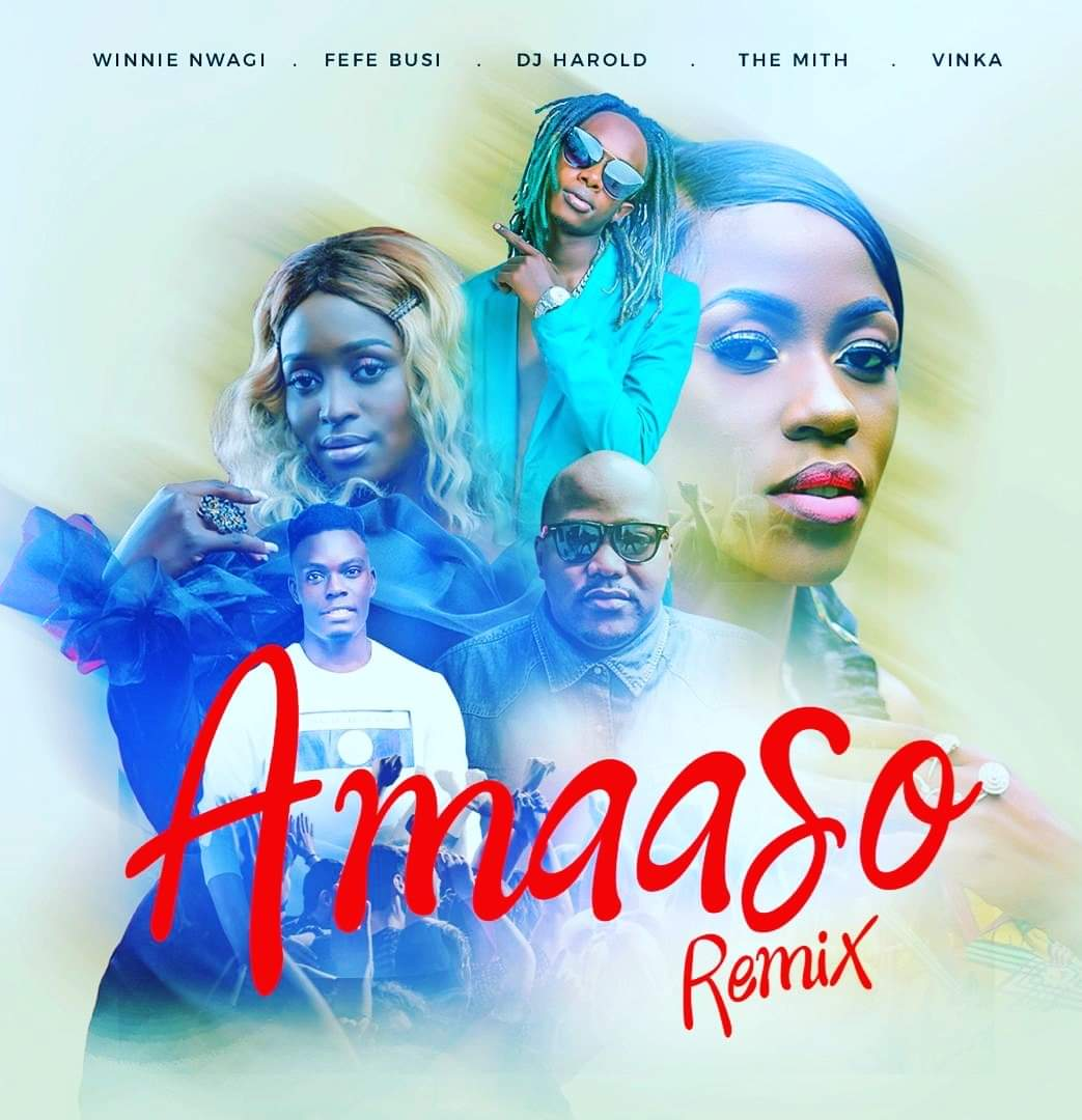 Amaaso (Remix)