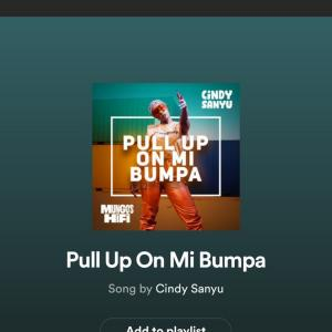 Pull Up On Bumpa