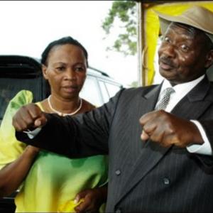Yoweri Kaguta Museveni (Sevo)