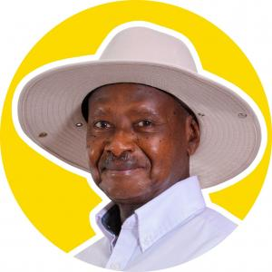 Kaguta Museveni