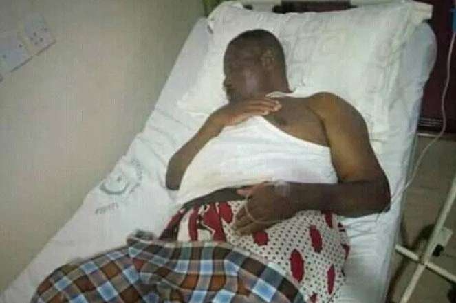 Haji Nasser Ntege Ssebagala Suffers Stroke, Gets Admitted In Hospital Under Worrying Conditions. 3