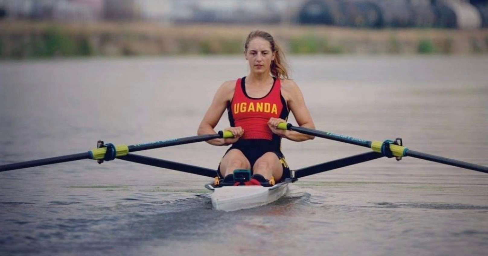 Kathleen Noble Becomes The First Ugandan To Ever Qualify For Rowing At The Olympics In The Single Scull Category. 3