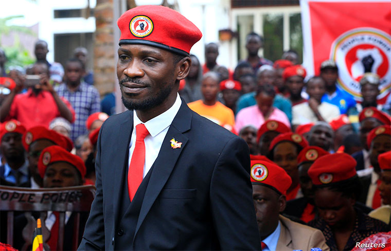 Bobi Wine On Same List As Beyonce And Other Top Stars On 2019 'Faces Of Global Black Excellence. 1