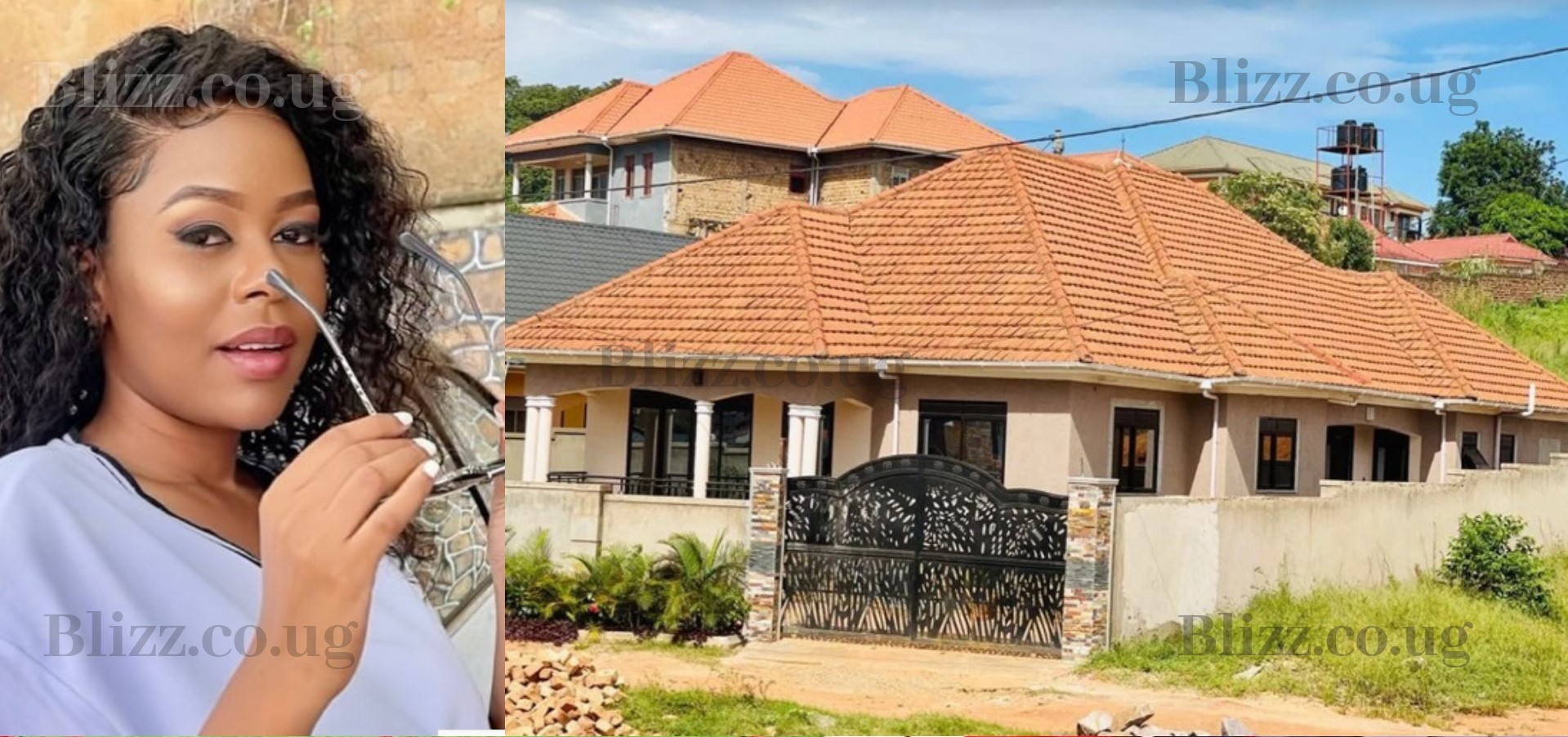 Former Obsessions Member Sharon O Reportedly Buys a House in Naalya Worth  650 Million | Blizz Uganda