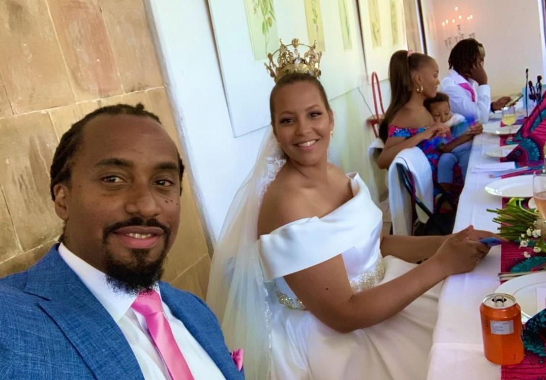 Rapper Navio Kigozi And His Beautiful Wife Matilda Celebrate 2nd Wedding Anniversary In Holy Matrimony. 3