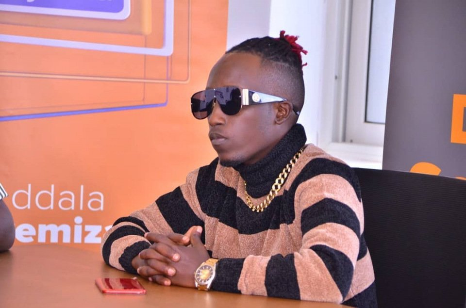 UCC And MoH Agree To Pay Musician Eezzy In Order To Make A Better Version Of His 'Tumbiza Sound' Song That Encourages Ugandans To Genuinely Follow Covid-19 SOPs. 3